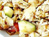 Kohl, Reis und Zuccini