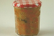 Vegetarischer Brotaufstrich aus Möhre und Kartoffel