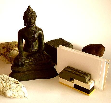 Meditation zu Simsalaseo, Steinen im Weg und Verwendung von Lego-Steinen