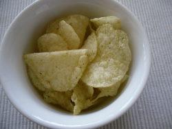 chips in der diaet - gut oder böse?