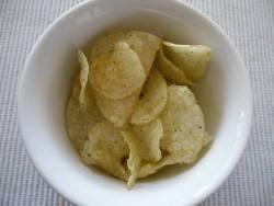 Kartoffelchips: Jedenfalls keine Schlankmacher