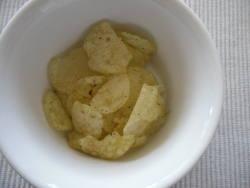 Es sind ja nur noch ein paar chips!