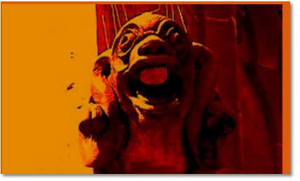 """Darstellung: """"Schweinehund"""""""