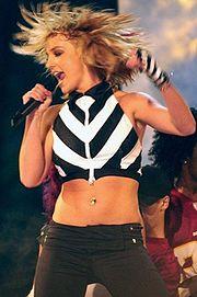 Britney Spears - auf Dauerdiät?