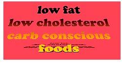 lowcarb, lowfood, low fat