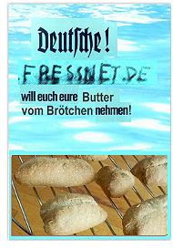 Butterverzicht