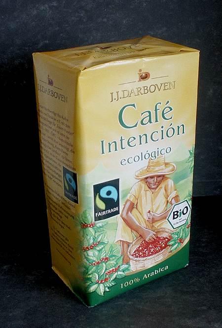 hier könnte auch das Bild von einem anderen Kaffee stehen = Wink an Kaffee-Vertreiber ;-)