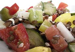 Salat, der schon einmal beim Simsalaseo-ranking teilgenommen hat...