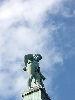 Herkules; Statue in Kassel