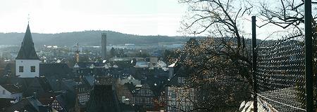Blick über Idstein