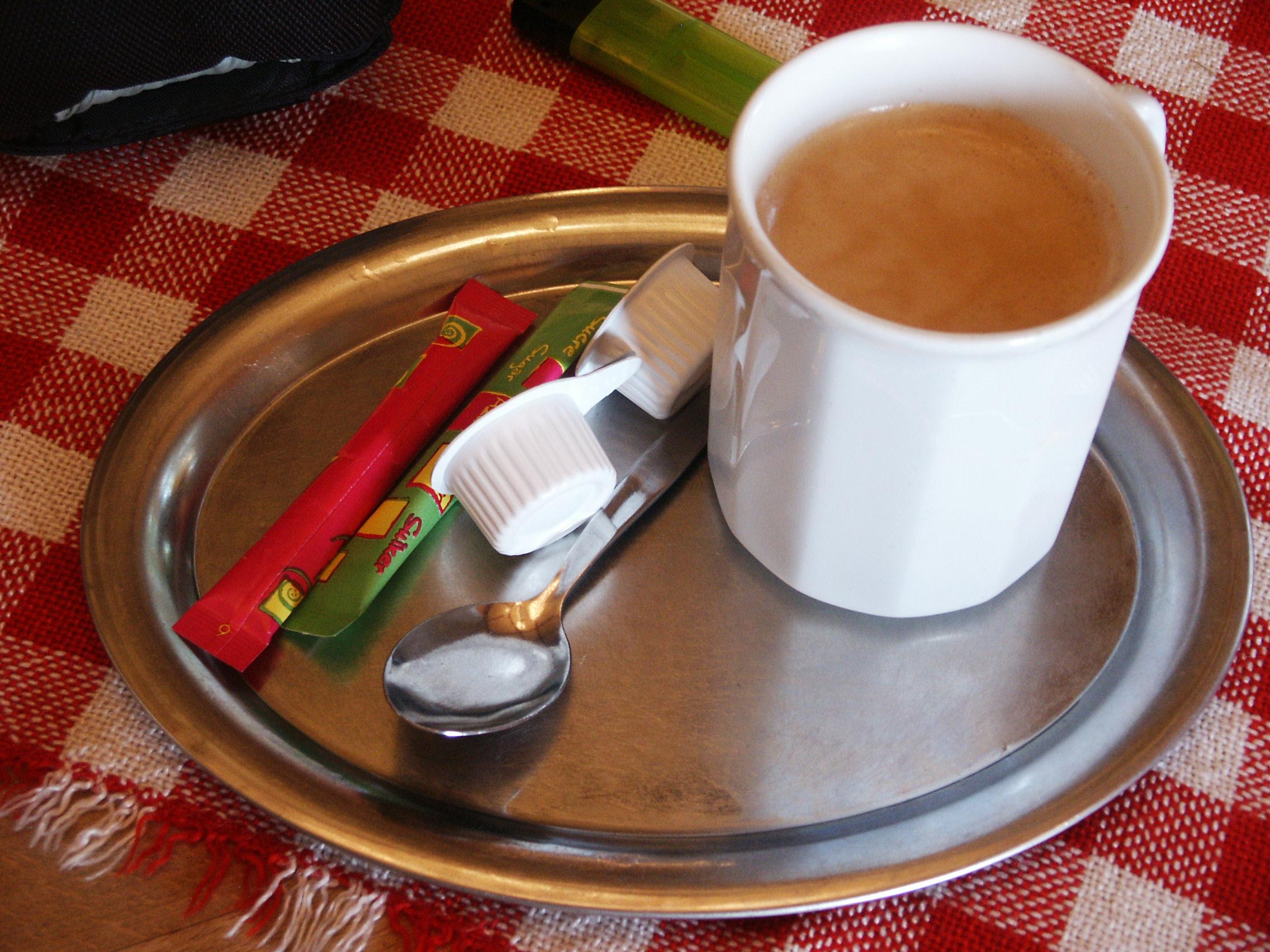 Kaffee in Bensheim