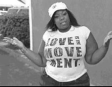 """""""Liebe ist die Bewegung"""""""