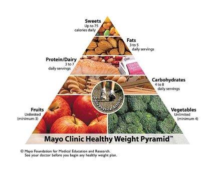 Ernährungspyramide, an Nährstoffdichte orientiert