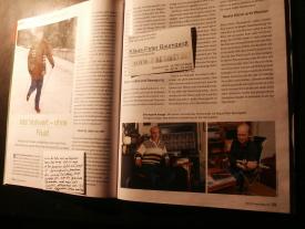 Ökotes-Heft Diäten 2011 Doppelseite klein